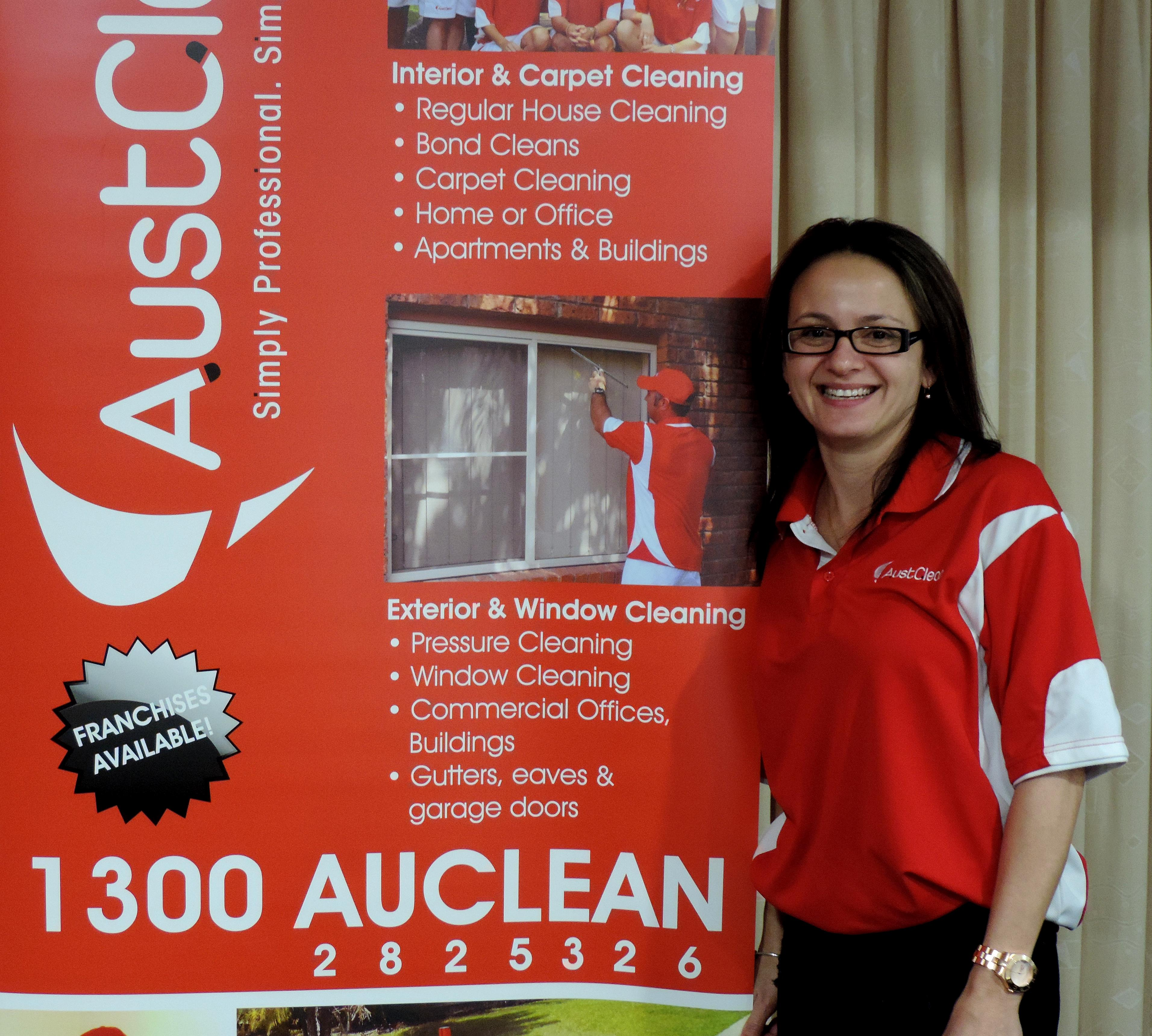 Austclean Interior and carpet cleaning