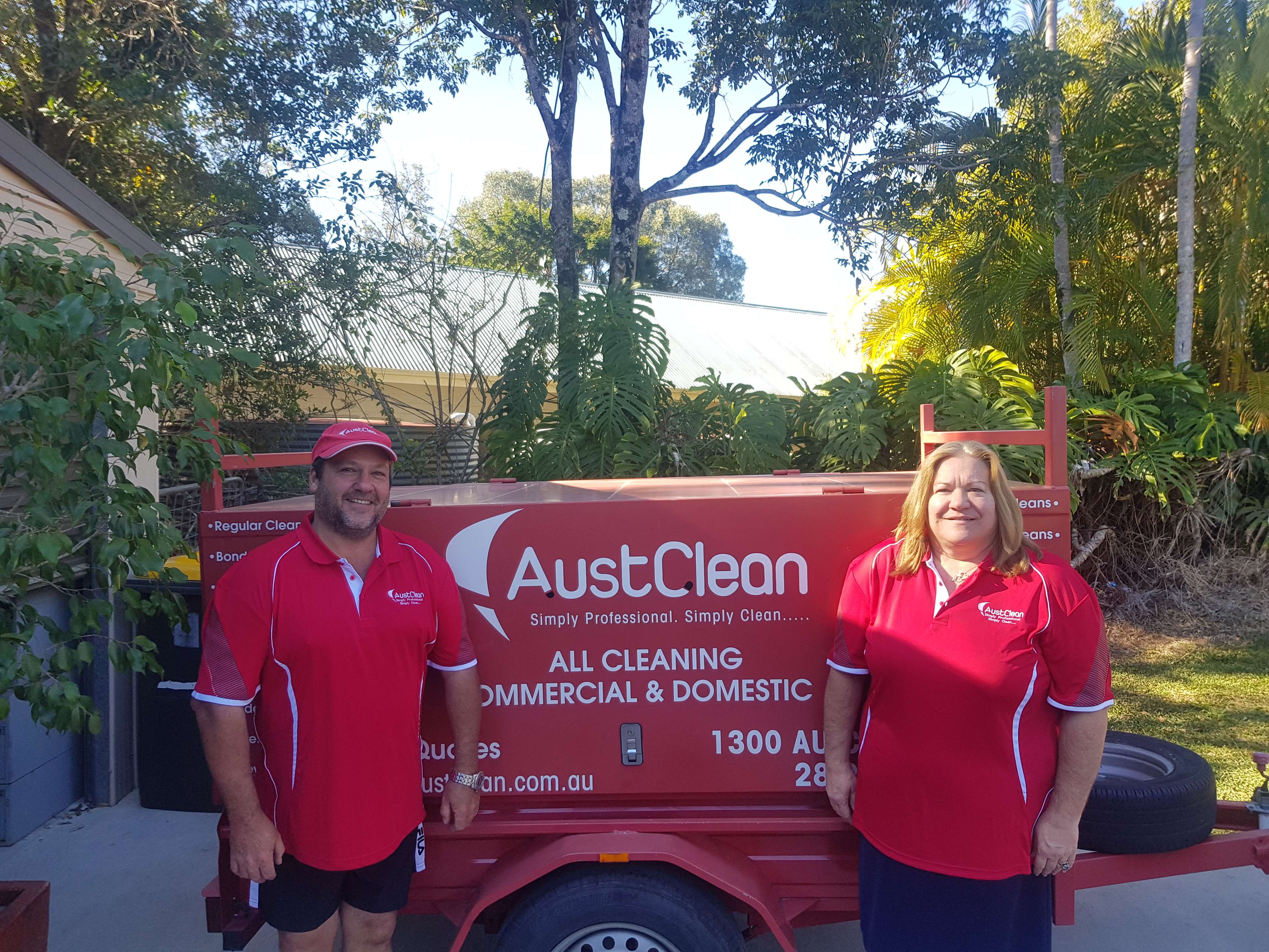 North Shore Sunshine Coast cleaning services