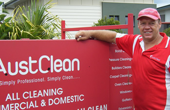Brian Smythe Northshore Cleaning Services