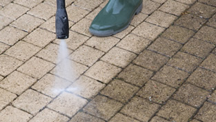 High pressure cleaning services Queensland