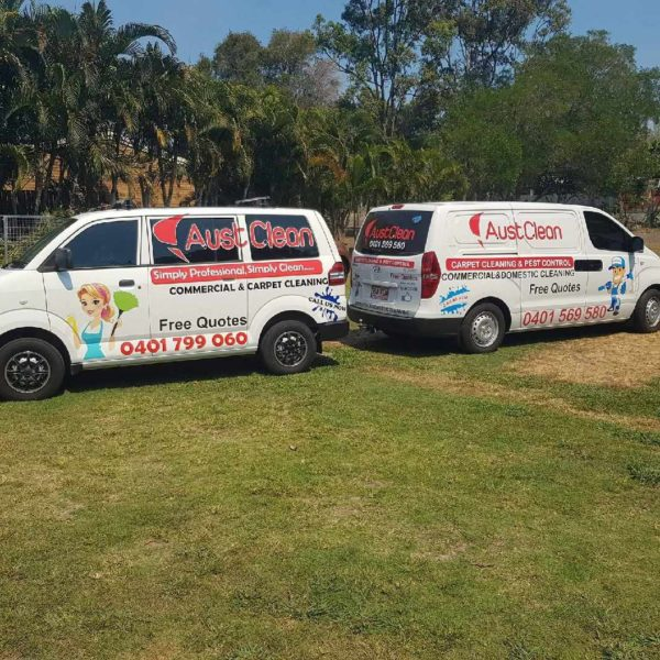 Hervey Bay cleaning services
