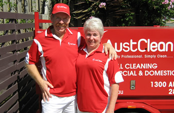 Cathryn & Hugh Echuca Cleaning Services