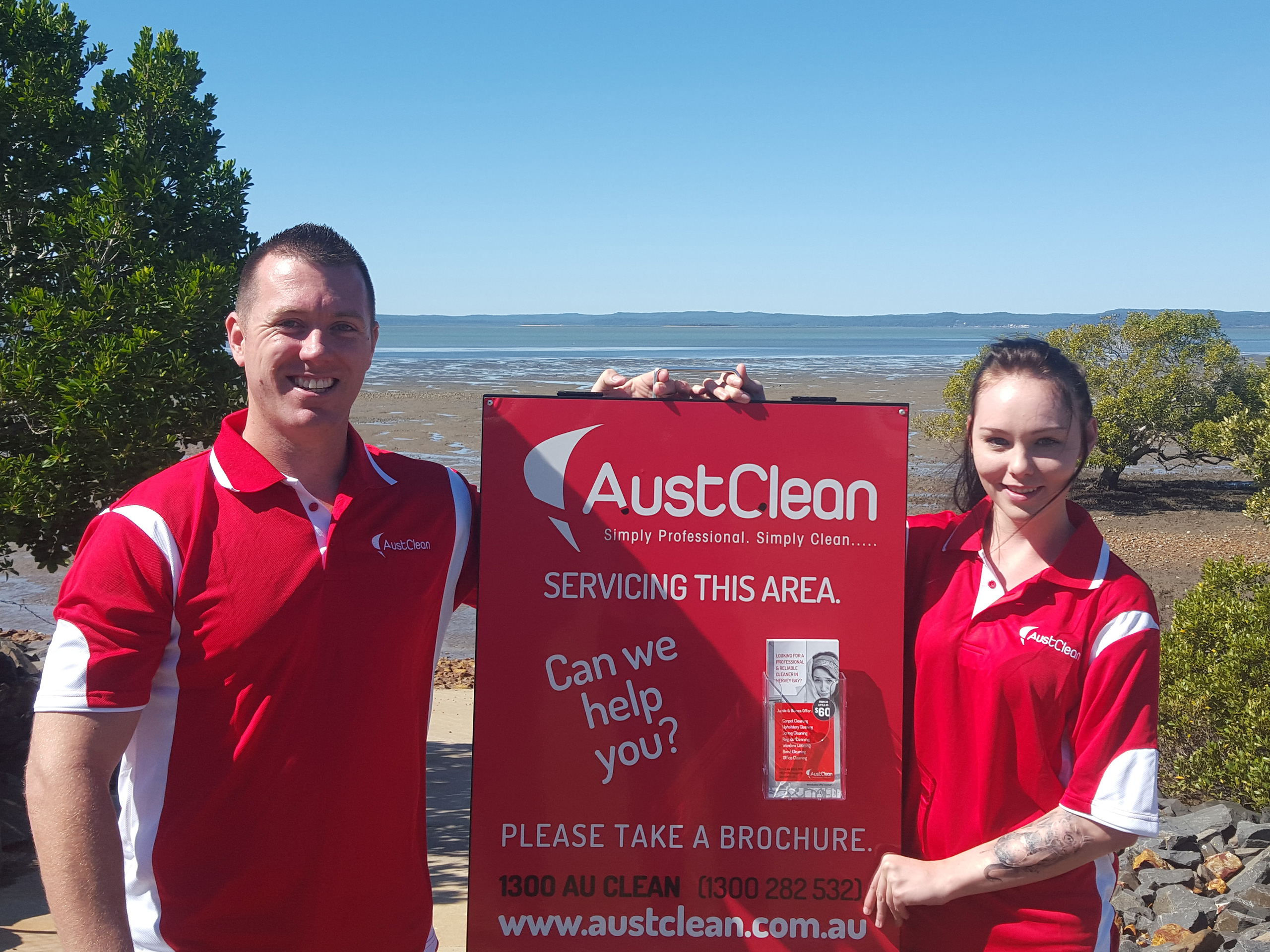 Austclean Hervey Bay