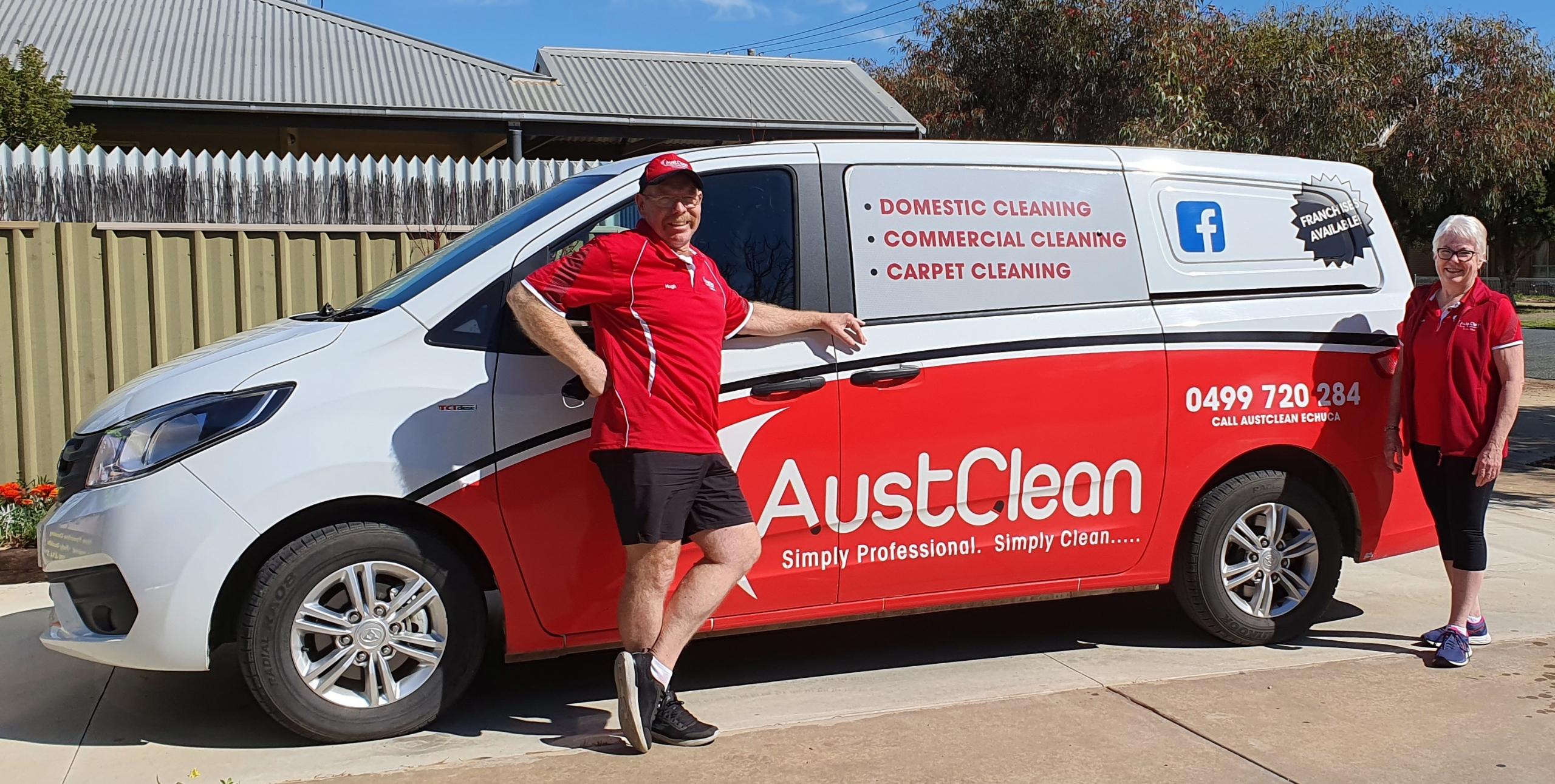 Austclean Echuca cleaners